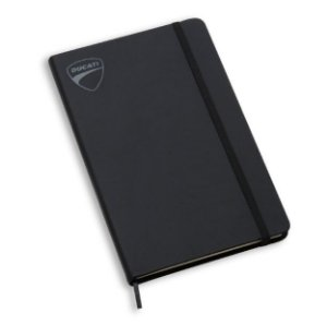 Note Book Ducati Black