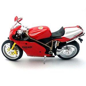 Miniatura Burago - Ducati 998 - 1:18