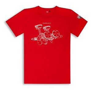 Camiseta Panigale