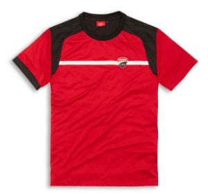 T-shirt Ducati Corse 19 - Red