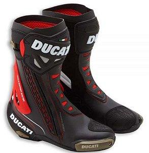 Bota Ducati Corse C3 ( SOMENTE NUMERO 45BR)