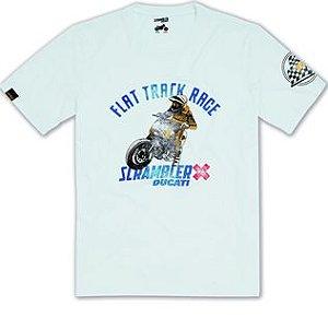 Camiseta Modelo Deserto de Utah - SCRAMBLER