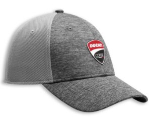 BONE NEW ERA DUCATI CORSE ENGINE GREY