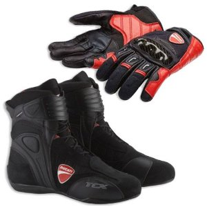 Kit Luva + Bota city Feminino