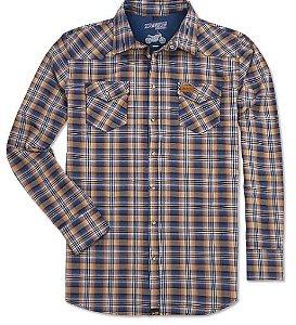 Camisa Xadrez Tartan SCR