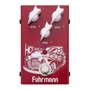 Pedal Fuhrmann Hot-rod