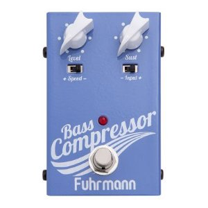 Pedal Fuhrmann Bass Compressor