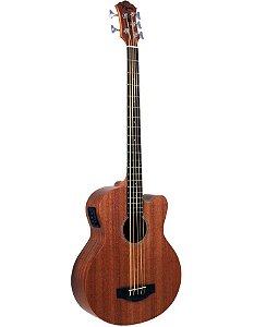 Baixolão Tagima AB500 Mahogany - 5 Cordas