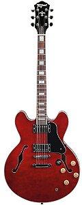 Guitarra Tagima Semi Acústica Blues 3000 WR - Acompanha Case