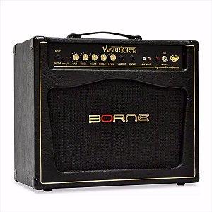 Amplificador Borne Warrior 50 - Signature Cacau Santos