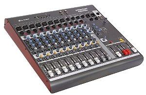 Mesa De Som LL Audio Starmix MX 1202D