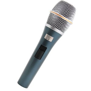 Microfone Kadosh Dinâmico Com Fio K-98