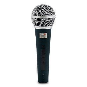 Microfone Kadosh Dinâmico Com Fio KDS-58P