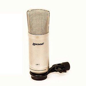 Microfone Condensador Cardióide Lexsen LM-1