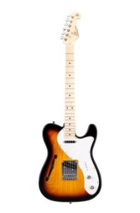 Guitarra SX Telecaster Thinline STLH - Sunburst