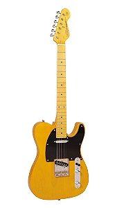 Guitarra Vintage Telecaster Reissued V52 Butterscotch