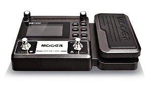 Pedaleira Multi-Efeitos p/ guitarra Mooer GE100