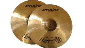 Prato Karpius Apocalipse Hi Hat 14'