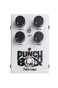 Pedal Fuhrmann Distortion Punch Box - PB02