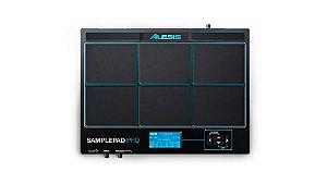 Bateria Eletrônica Alesis Sample Pad Pro 8 USB Midi
