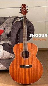 Violão Seizi Shogun Jumbo Mahogany Satin
