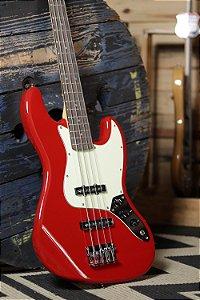 Contrabaixo SX Jazz Bass SJB62+ FR - 4 Cordas