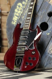 Guitarra Vintage SG Reissued Series - VS63VCR