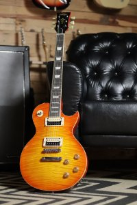 Guitarra Vintage Les Paul V100THB