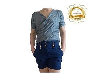 397e1dd6b Vestuário Feminino com grande variedade de peças de shorts bermudas ...