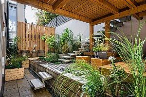 Criação de Jardim