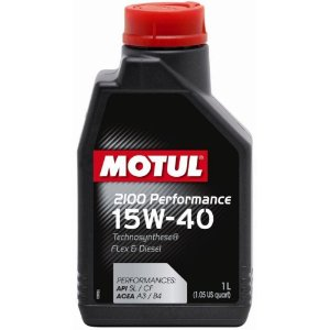 Motul 15w40 Semissintético 2100 Performance