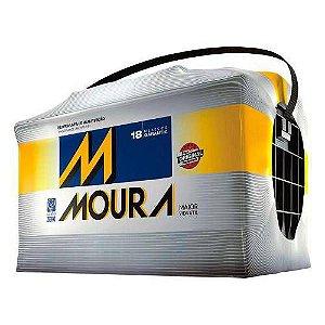 BATERIA MOURA 60AH M60GX   FUSION/NEW FIESTA