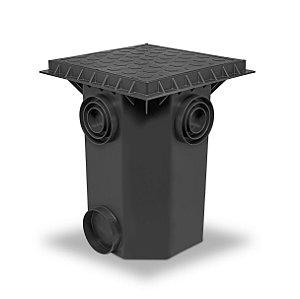 Caixa de Gordura 22Litros 33x33x44cm -ROMA