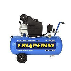 Motocompressor MC 8.5/50L 2Hp-127 Volts - CHIAPERINI