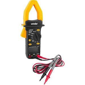 Alicate Amperímetro Digital Inteligente AAV 6002I - VONDER