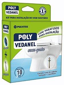 Anel Vedação p/ Bacia com Guia - PULVITEC