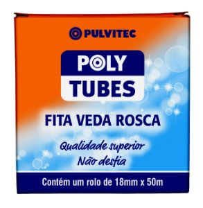 Veda Rosca 18mmx50M - PULVITEC