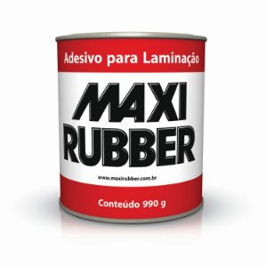 Adesivo Para  Laminação 990Gr - MAXI RUBBER