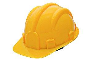 Capacete de Segurança Amarelo - DELTAPLUS