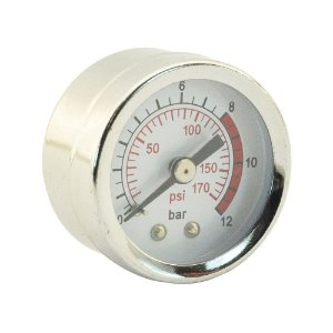 Manômetro 170 Lbs 120/170 40mm - CHIAPERINI
