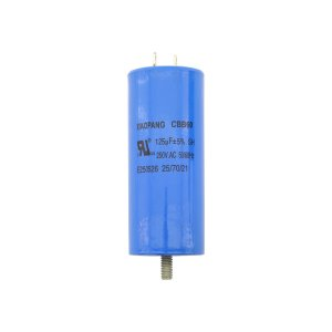 Capacitor Partida 125Uf/250V Mc8.5G3-127/230V - CHIAPERINI