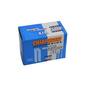 Grampo Em Barretes G-10 PCW - CHIAPERINI