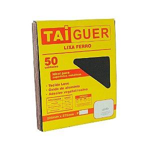 Lixa Ferro Gr 220 (50Pcs) - TAIGUER
