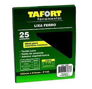 Lixa Ferro Gr 150 (25Pcs) - TAFORT