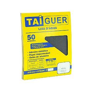 Lixa D'Água Gr 080 (50Pcs) - TAIGUER