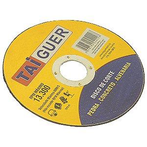 Disco De Corte Para Alvenaria- 180X3X22mm - TAIGUER