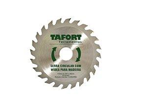 Serra Circular Widea 4.3/8 Pol 24T - TAFORT