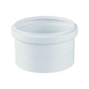 Luva Esgoto 100 mm - PLASTUBOS