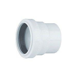 Adaptador Para Sifão Com Anel Labial DN 40 X 38 - PLASTUBOS