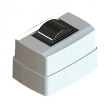 Quadro Distribuição Sobrepor Para 1 Disjuntor Nema Ou 1-2 Disjuntores Din - ILUMI